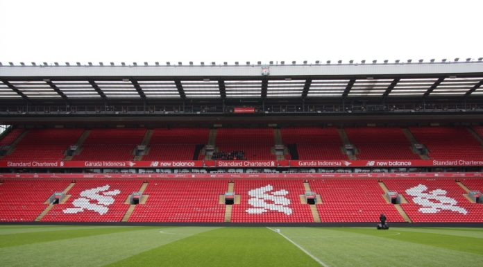 Anfield - Liverpool